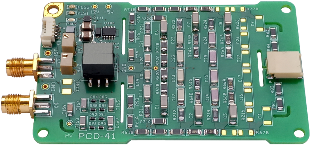 "Pockels Cell Driver ""PCD-41"""